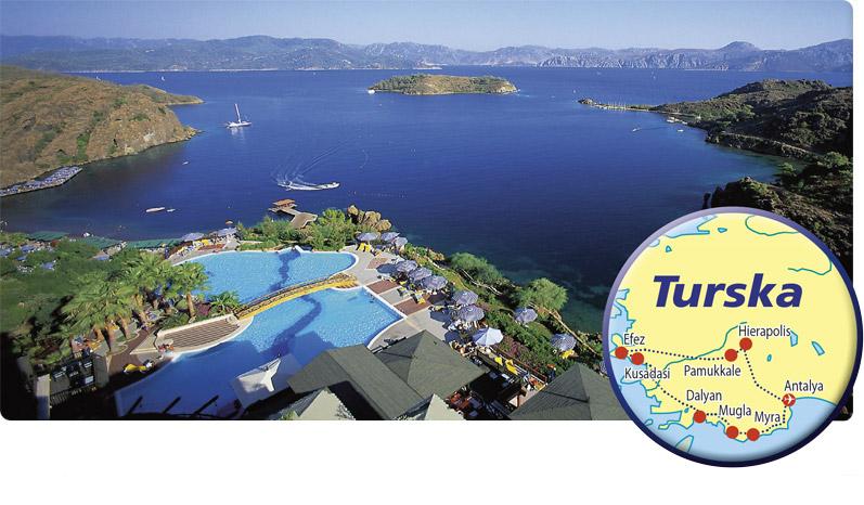 S HAK-om i do 40% jeftinije kružno putovanje Turskom