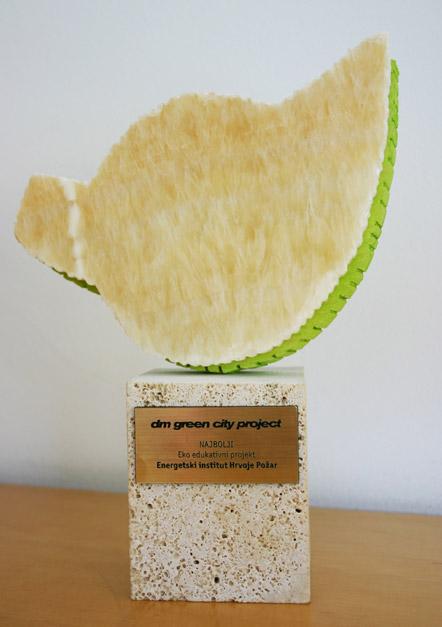 Nagrada za HAK-ov projekt  ECOWILL!