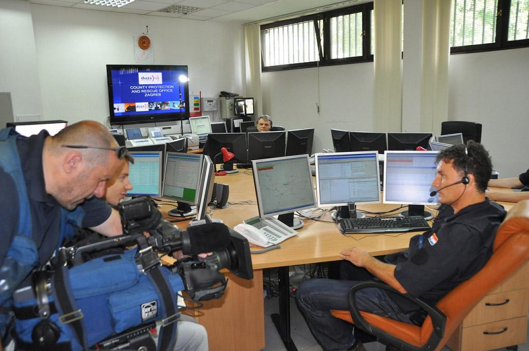 Euronews u DUZS