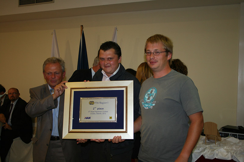 Drugo mjesto za predstavnike Češke