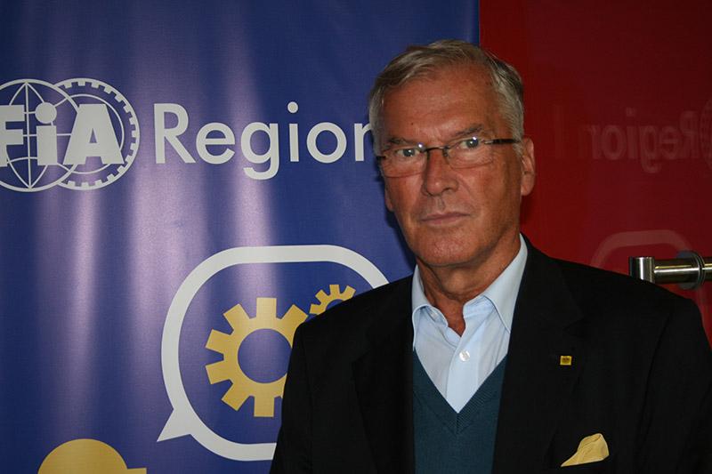 Werner Kraus, predsjednik FIA Regija 1, i predsjednik OÄMTC-a, iskazao je zadovoljstvo s ulaganjem u edukaciju i obuku mehaničara.