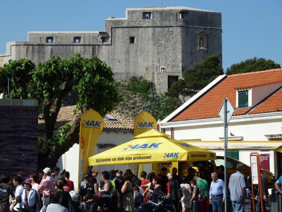 HAK u Dubrovniku