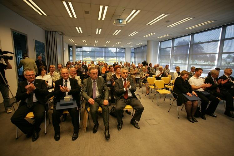 Svečana sjednica Upravnog odbora HAKa