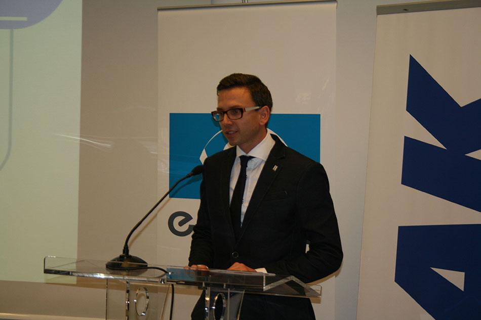 Jure Mlakar, direktor Essilora za Adria regiju