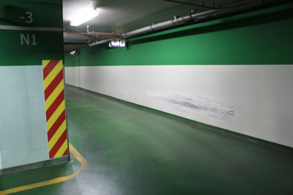 Garaža Importanne Galleria