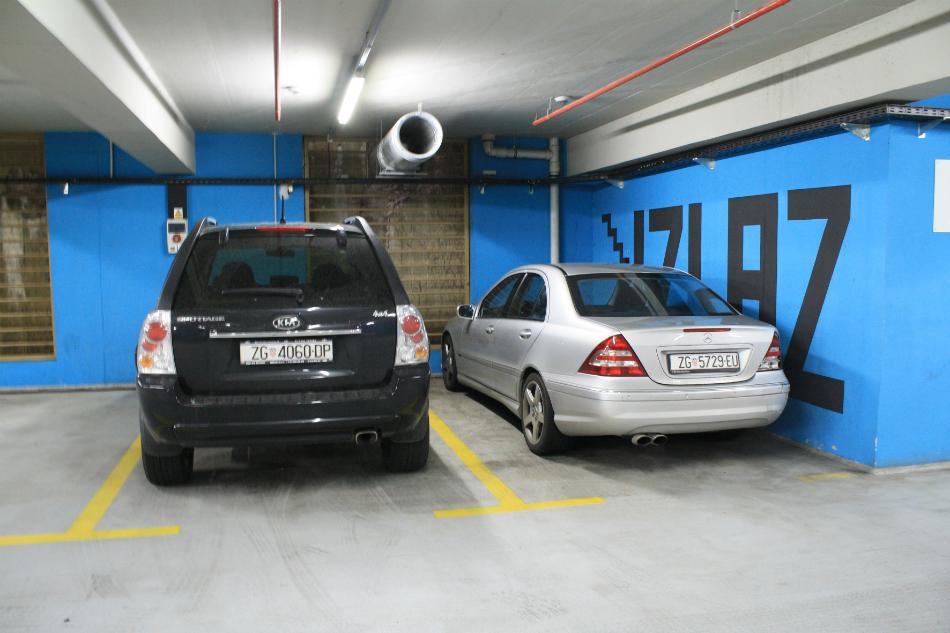 Garaža Tuškanac