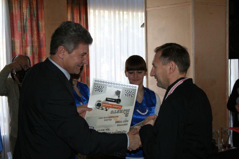 Gradonačelnik Križevaca Branko Hrg
