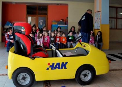 Kampanja cestovne sigurnosti HAK-a u Virovitici