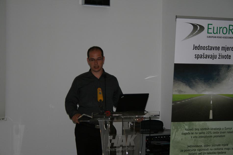 Krešimir Vidović iz Ericsson Nikola Tesle