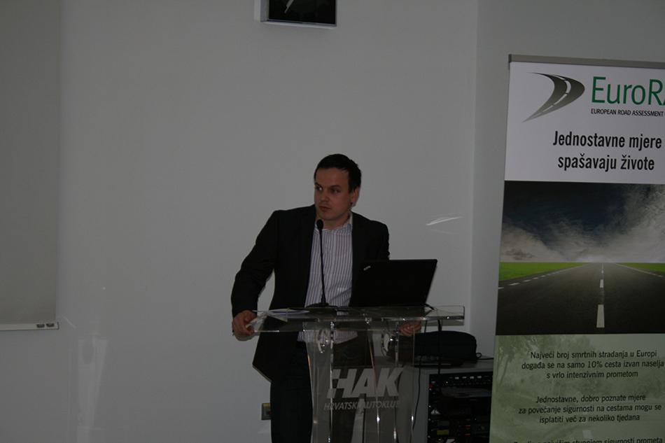 Matija Vuger iz Gradskog ureda za strategijsko planiranje i razvoj Grada