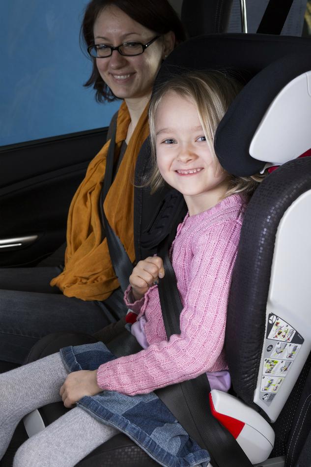 HAK obavijest Test djecjih autosjedalica