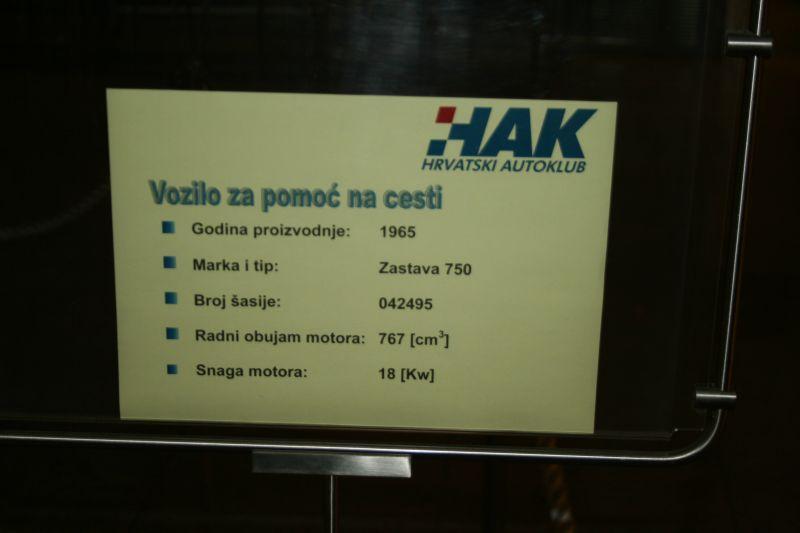 Podaci vozila