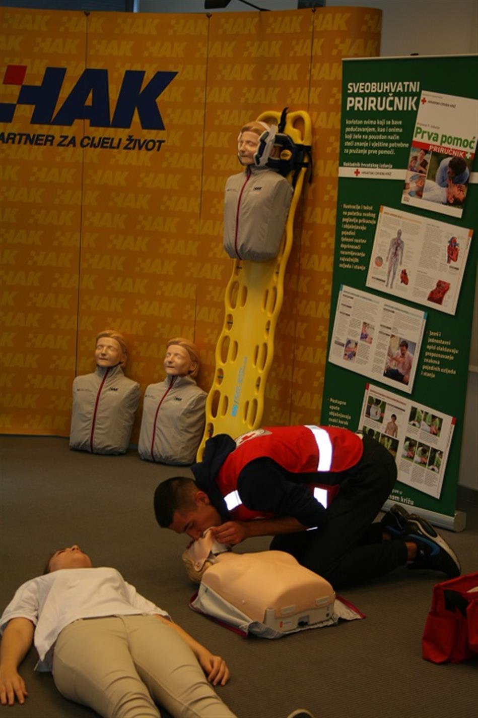 Projekt: I Ti možeš spasiti život - Demonstracija 3
