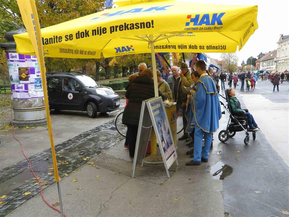 Predstavljanje AK Koprivnice povodom Dana grada Koprivnice