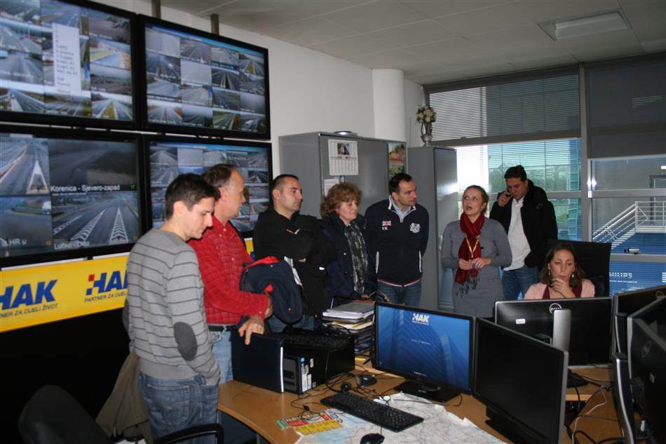 Radni posjet HAC-ONC-a Informativnom centru Hrvatskog autokluba