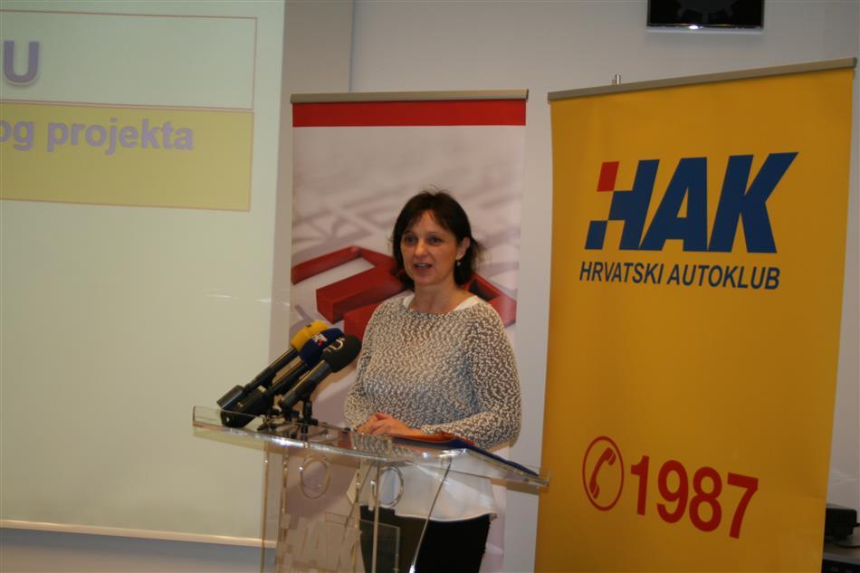 Sanja Urek, pomoćnica ravnateljice Agencije za odgoj i obrazovanje