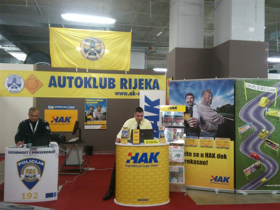 Exclusive Auto Moto Show 2015. - Rijeka