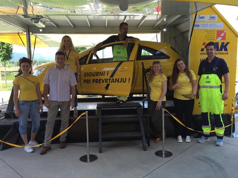HAK i Autoklub Siget na 7. Zagreb Auto Weeku
