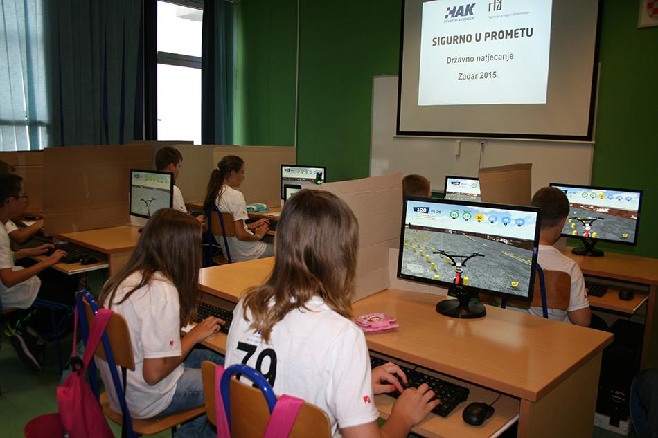 Simulator vožnje na računalu