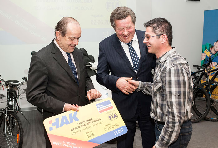 Dobitnik četvrte nagrade Tomica Antun Lacković