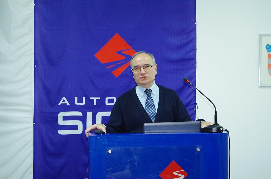 Drago Vasilj iz Gradskog ureda za energetiku, zaštitu okoliša i održivi razvoj