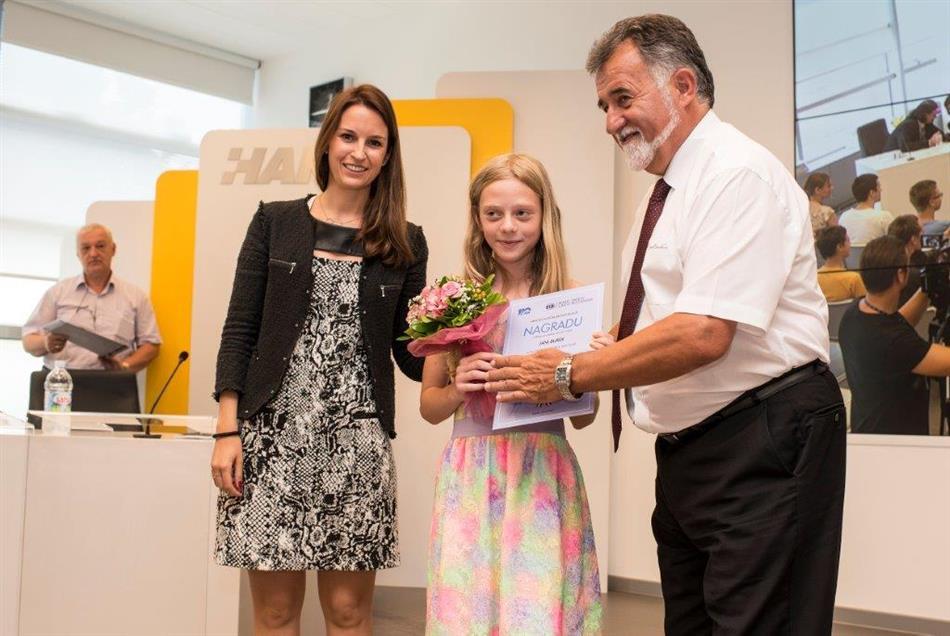 Jana Burek - 1. nagrada - Kategorija učenici osnovnih škola