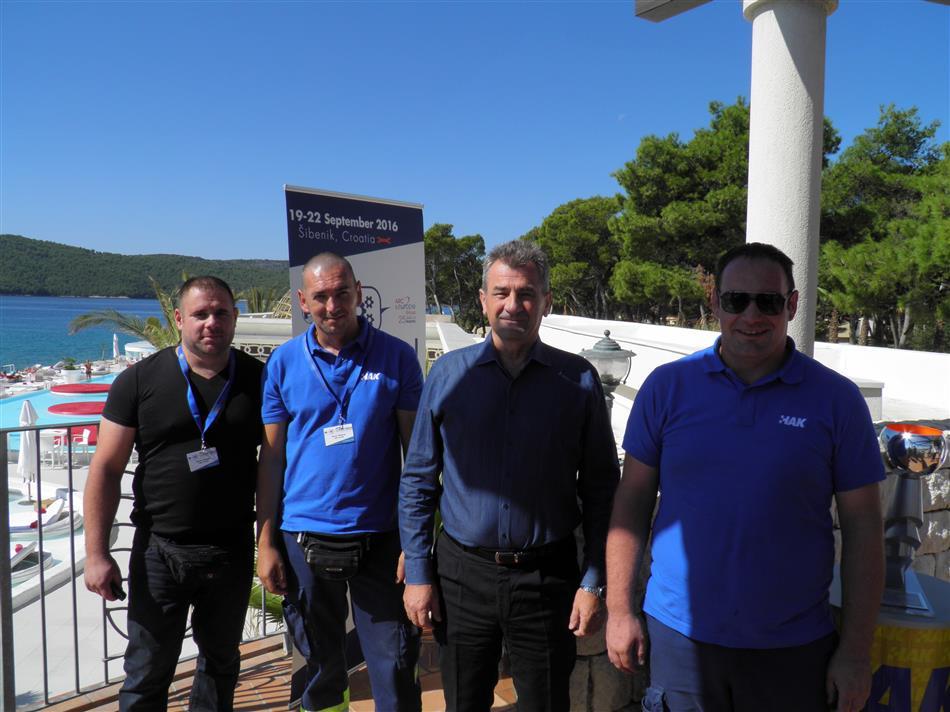 Pomoć na cesti – trening za izvrsnost (Road Patrol - Training for Excellence) - Ekipa HAK-a s instruktorom Zvonkom Senjićem iz HAK-a