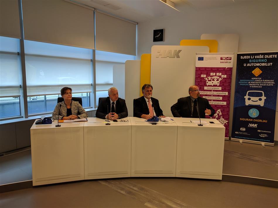 """Stručni skup """"Europa u pokretu"""" - predstavnici HAK-a"""