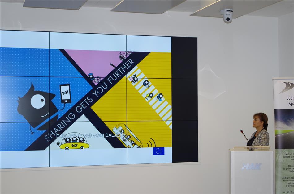 """Stručni skup """"Europa u pokretu"""" - Eva Kostevc - HAK"""