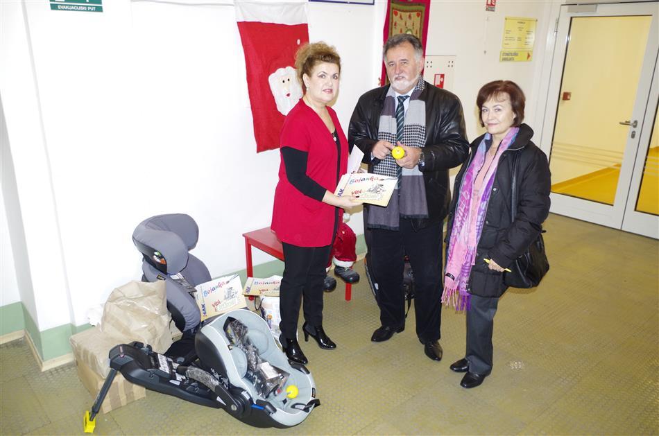 HAK donirao Dječji dom u Nazorovoj