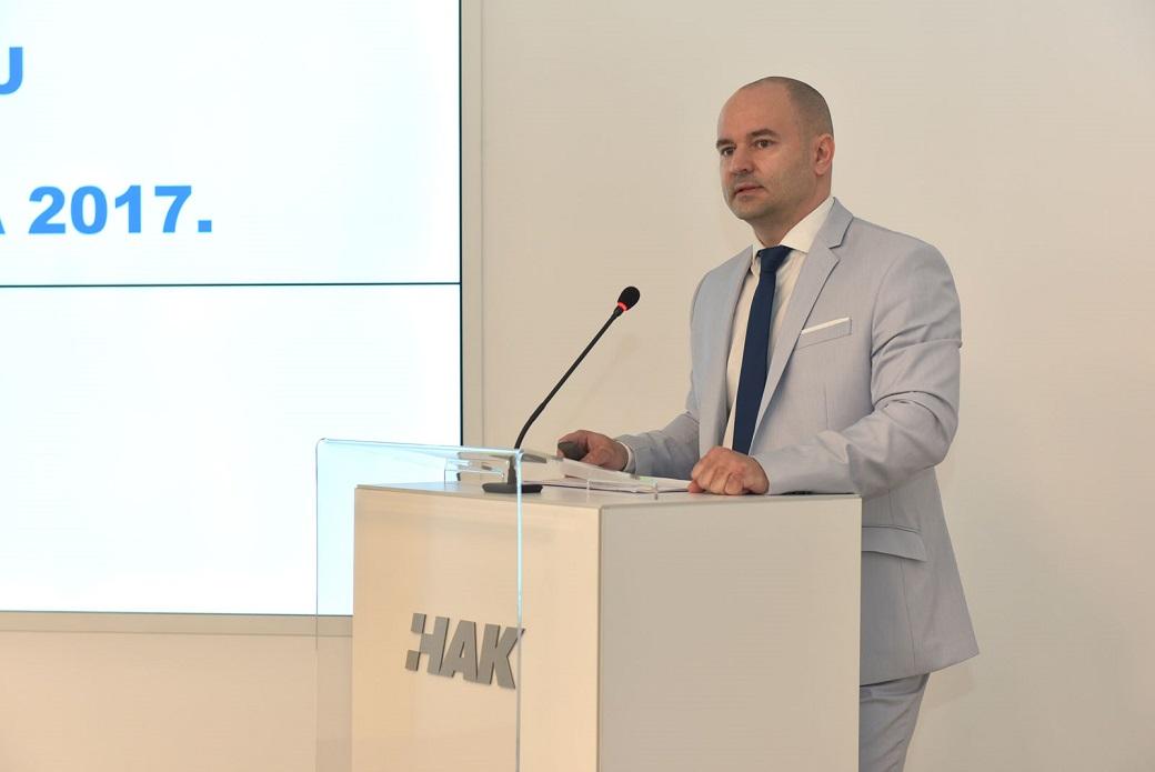 Zamjenik glavnog tajnika HAK-a dr. sc. Igor Šiško
