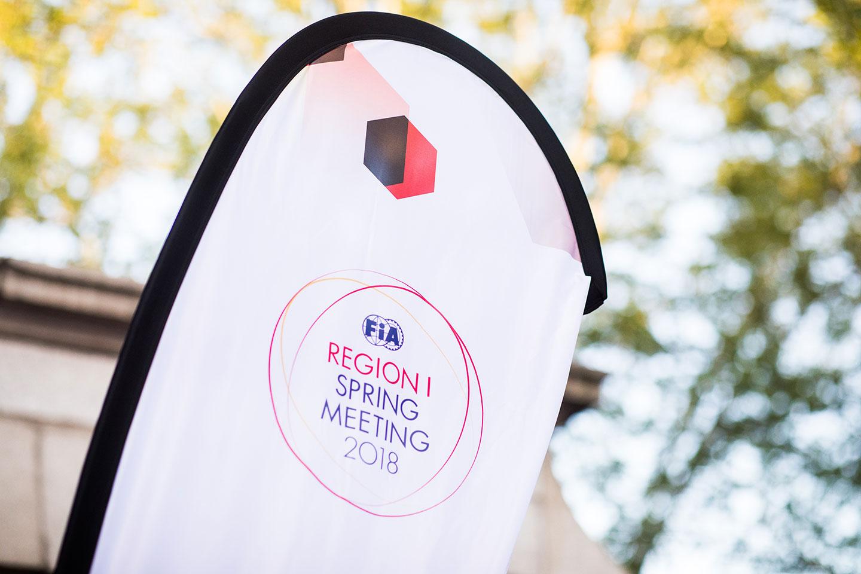 Proljetni sastanci FIA Regije I - motiv