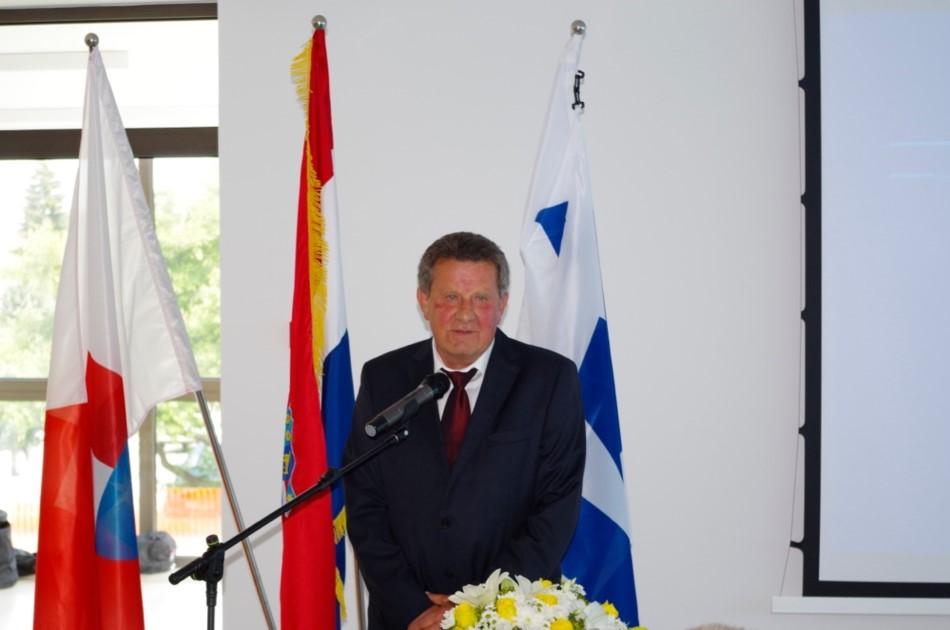 Predsjednik HAK-a g. Slavko Tušek