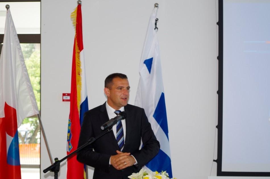 Međimurski župan g. Matija Posavec