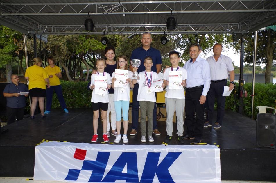 Ekipni pobjednici - Brodsko - posavska županija