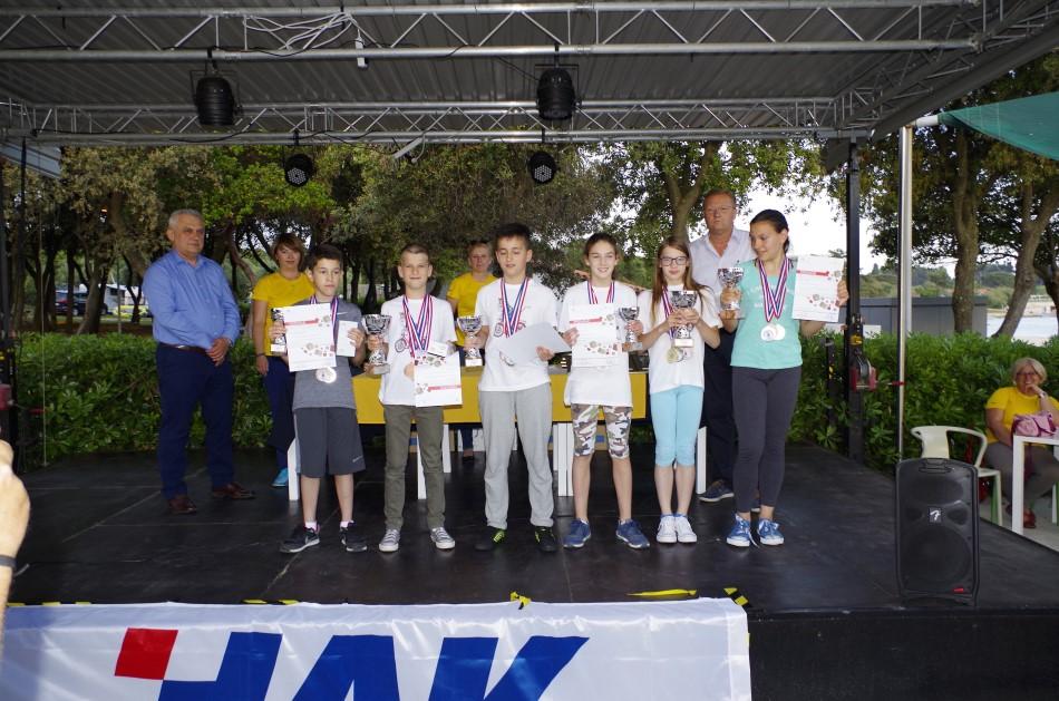 Pobjednici natjecanja u Rovinju