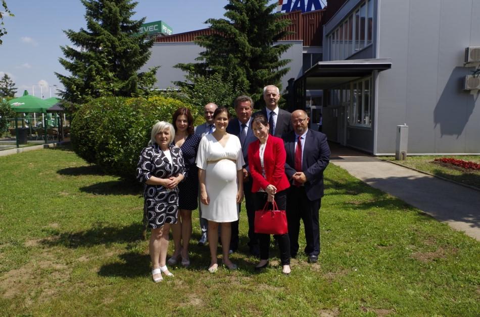 Posjet glavne direktorice FIA Regije I Temeljnom Autoklubu Varaždin