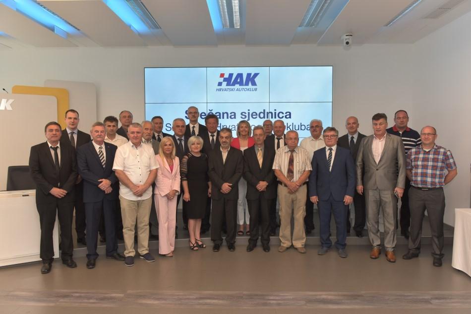 Održana svečana sjednica Skupštine Hrvatskog autokluba