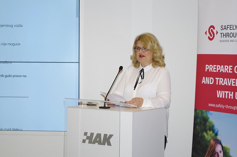 Daniela Pavić, ODINA Asistencija d.o.o.