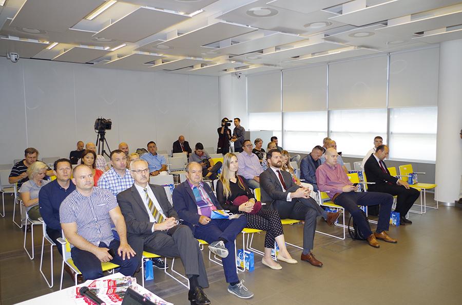 Predstavljanje projekta u Hrvatskom autoklubu