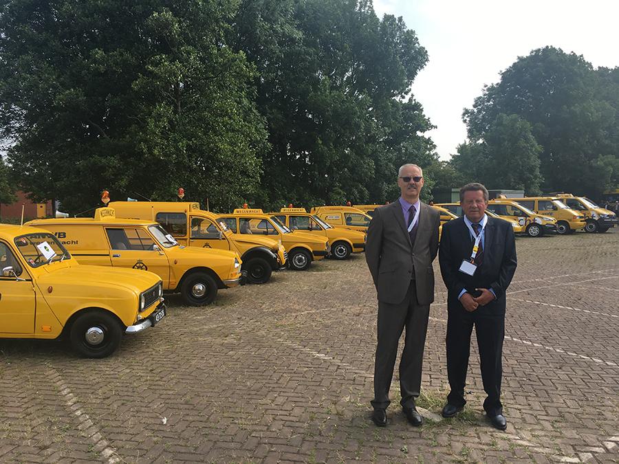 Pregled povijesti vozila za pomoć na cesti ANWB-a
