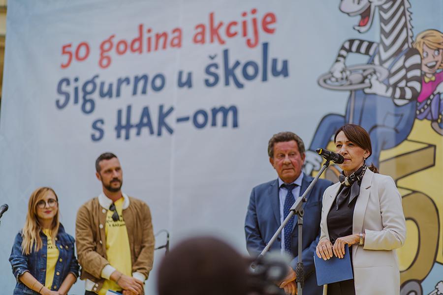Jelena Pavičić Vukičević, zamjenica gradonačelnika Grada Zagreba