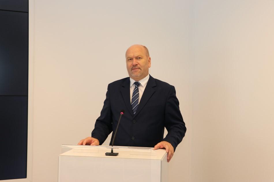 Dr.sc. Sinan Alispahić, pomoćnik glavnog tajnika HAK-a