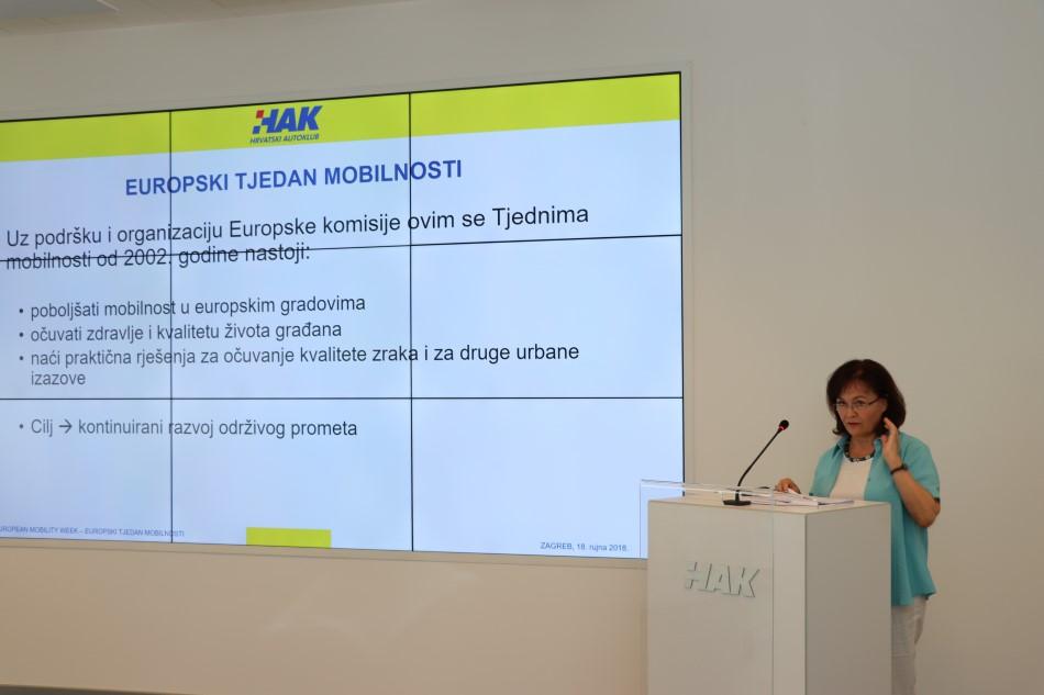 Eva Kostevc - Hrvatski autoklub