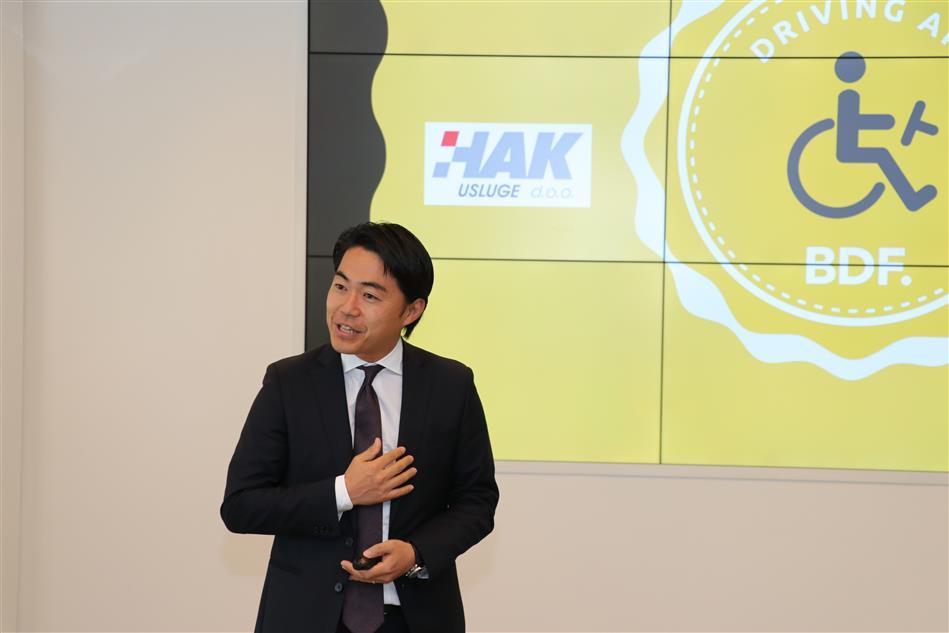 Kensuke Tsuchiya, predsjednik Toyota Adria d.o.o.