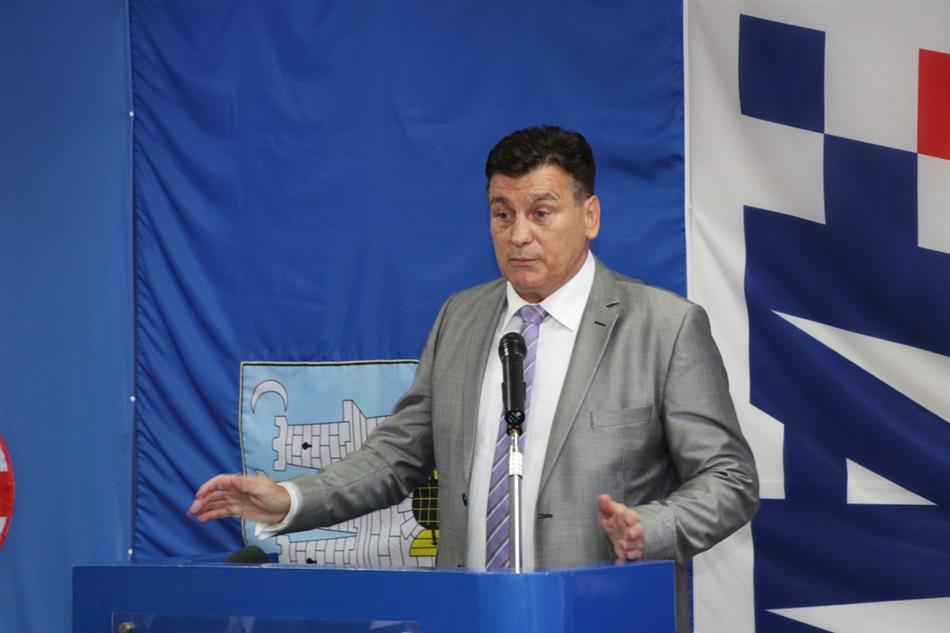 Obraćanje Predsjednika Autokluba Siget dr. sc. Damira Škare