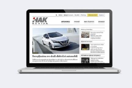 Pokrenut novi online magazin Hrvatskog autokluba Revija HAK