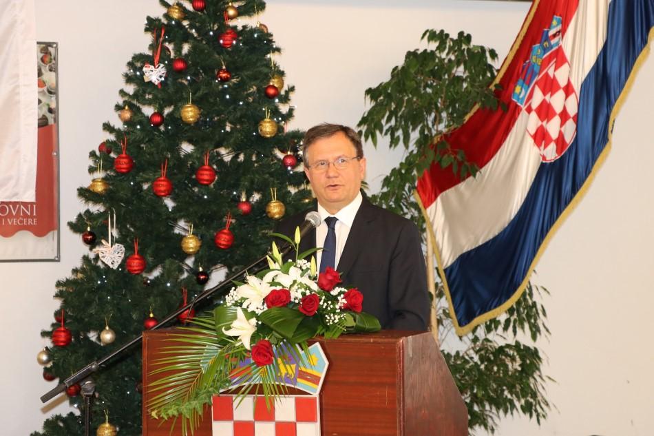 Zamjenik gradonačelnika Grada Karlovca Ivan Mrzljak