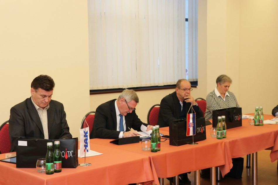 Upravni odbor Hrvatskog autokluba u Vukovaru