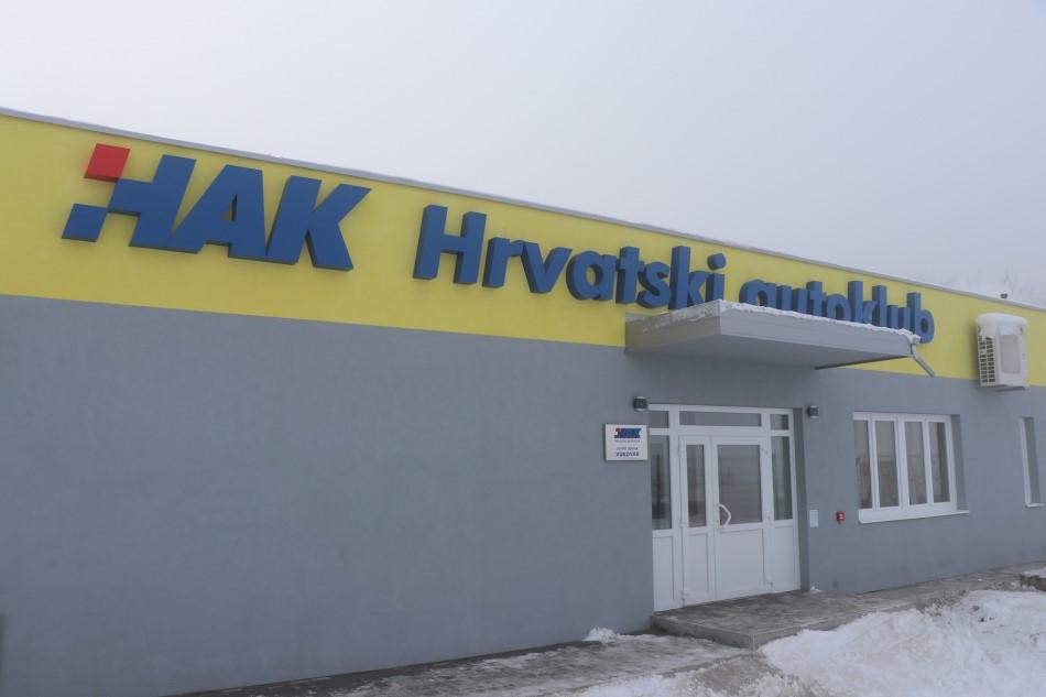 HAK u Vukovaru otvorio novu Tehničku bazu